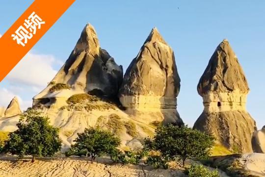 参观地球夫妇的2018亚欧之旅:景观批发(第48天)
