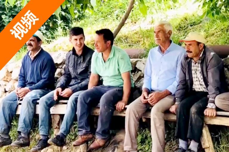 参观地球夫妇的2018亚欧之旅:土耳其乡坝头(第49天)