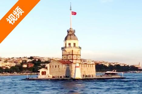 参观地球夫妇的2018亚欧之旅:船拍马尔马拉海(第57天)