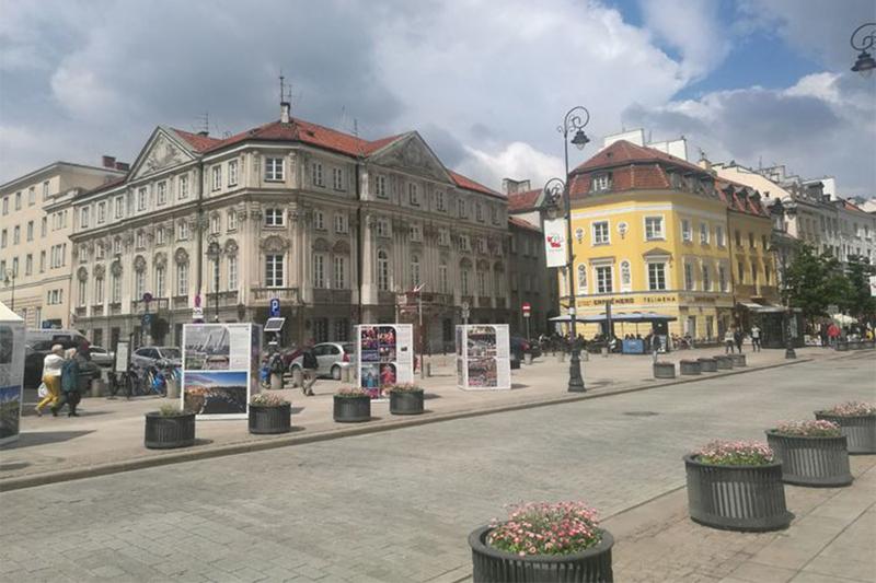 3天从立陶宛赶路至华沙 2018亚欧之旅房车自驾游记