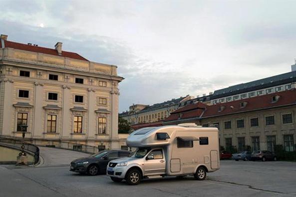 艺术之都维也纳的建筑风格 疏可走马欧洲行(三十五)