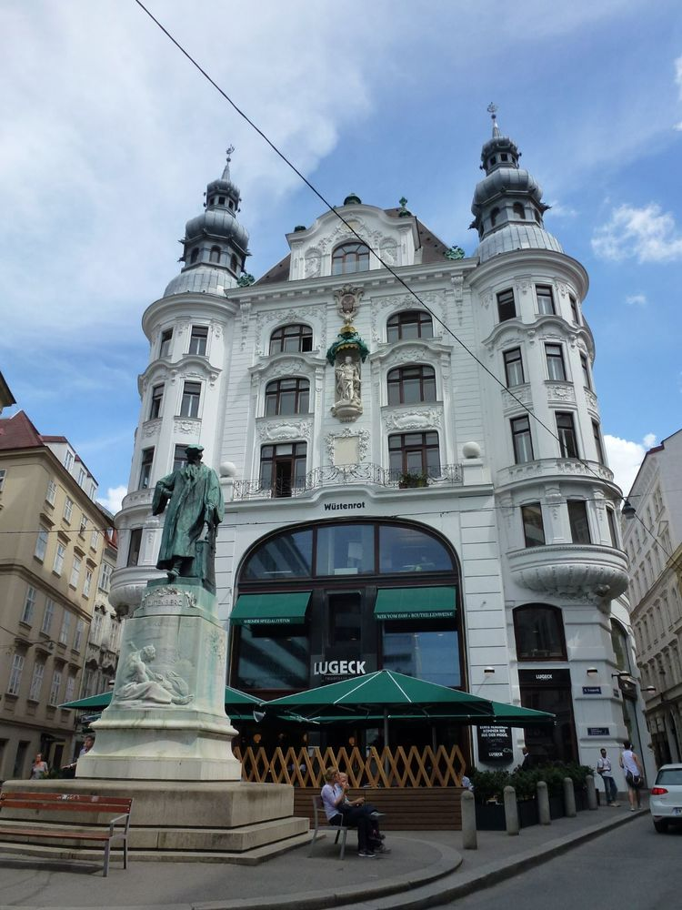 艺术之都维也纳的魅力 2018亚欧之旅房车自驾游记