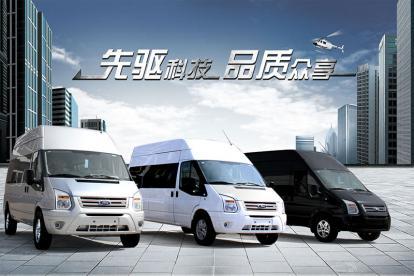 核载6人的巨威新世代全顺商旅通用B型房车