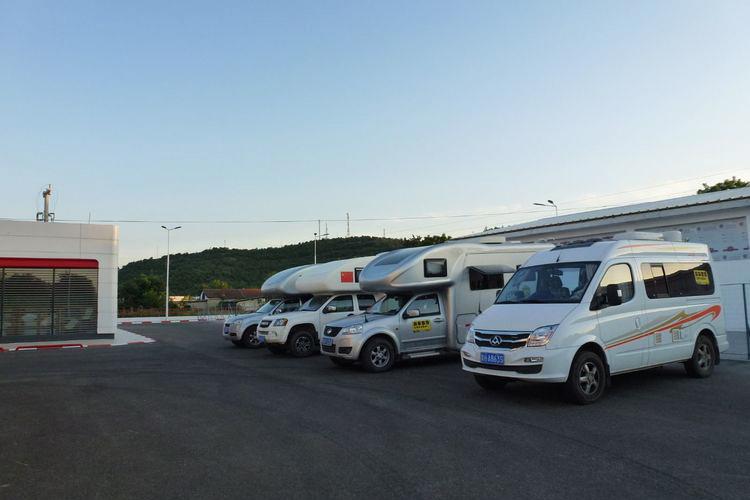 尼什-布德瓦老城海堡垒 2018亚欧之旅房车自驾游记