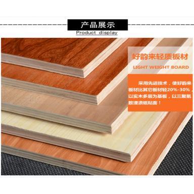 轻质PP膜房车家具板