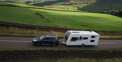 全国能上牌的进口拖挂:美众房车Elddis Chatsworth 2018特别版即将到店