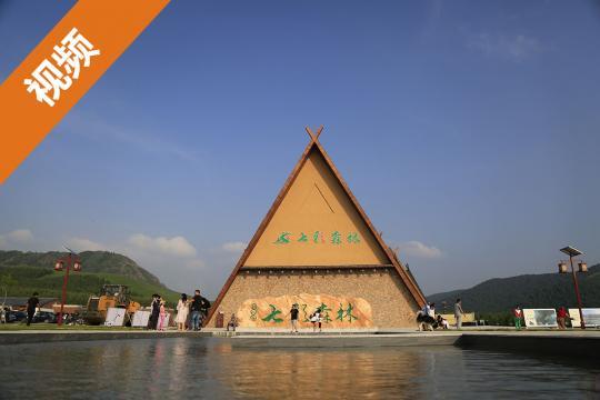 中国森林体验基地七彩森林开营宣传片