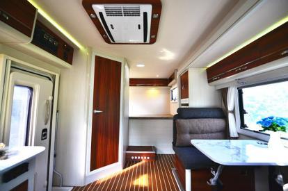 五十铃房车空气悬挂--提升乘坐舒适性,提高购买经济性