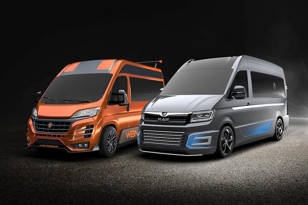 房车也玩跨界 科诺斯两款概念车将亮相欧洲房车展