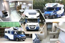 48.8万起售 拓锐斯特9款房车将于北京房车露营展亮相