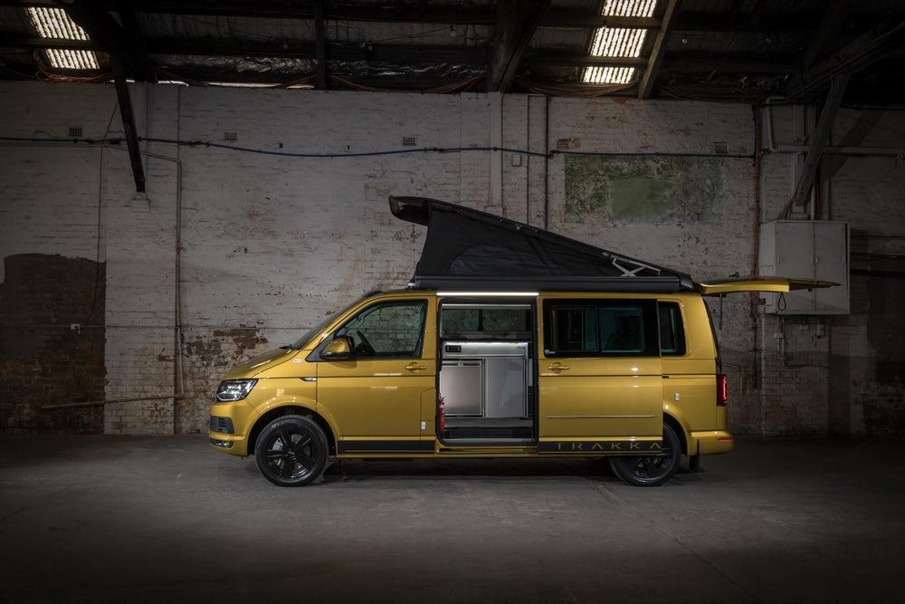 澳洲大众T6改装露营车 欧洲房车展首发