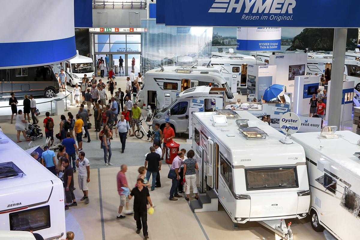 多款新车首发 2018欧洲房车展今日在德国开幕