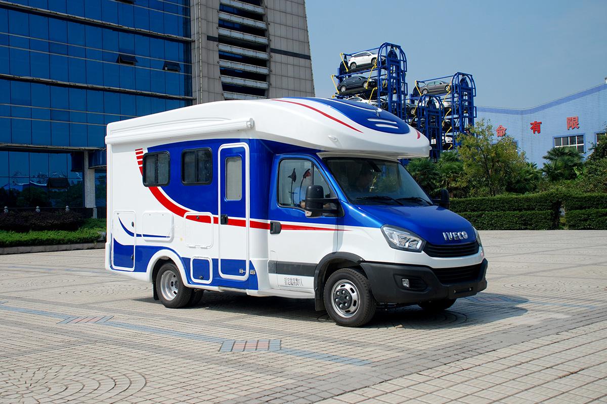 34.5万起售 齐星3款全新车型将于北京房车露营展览会发布