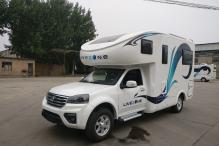 售价27.88万 览众全新C7-C皮卡房车将于北京房车露营展首发