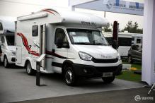 售价42.8万起 诺优房车三款新车正式亮相北京房车露营展