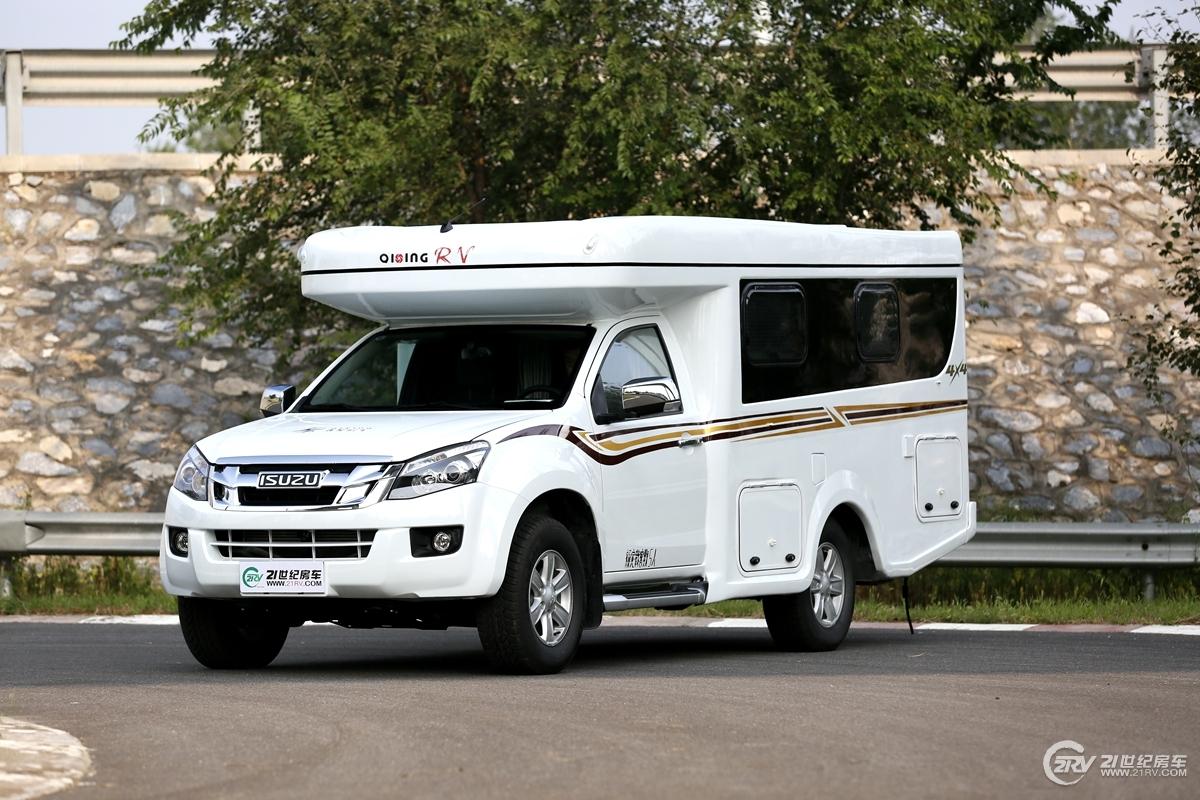 售价34.5万起 齐星三款房车正式亮相北京房车露营展