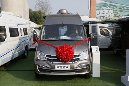 售价39.8万起 顺旅3款B型房车于北京房车露营展首发