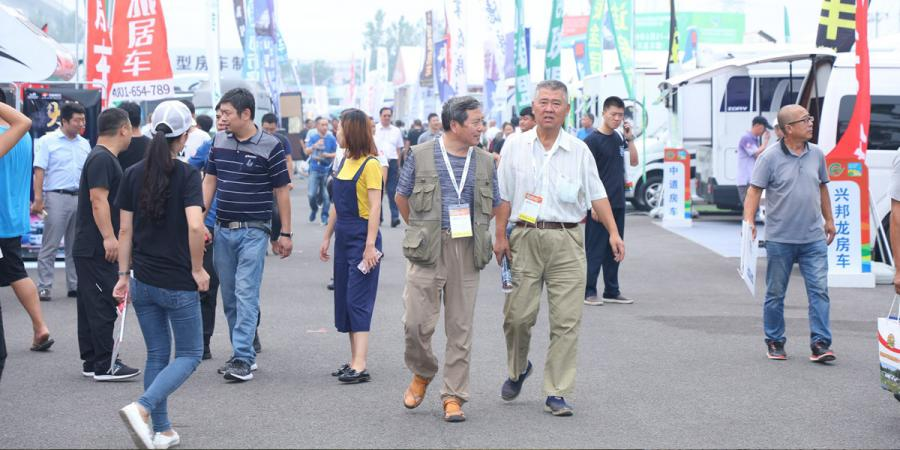 第17届北京国际房车露营展览会现场(2)