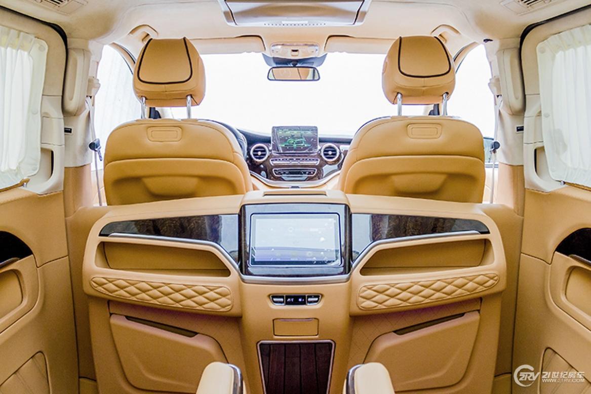 金冠-奔驰-2018款V-CLASS高顶半隔断