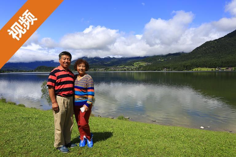 70岁夫妻买辆房车走过亚欧环过中国 一个爱画画一个爱摄影