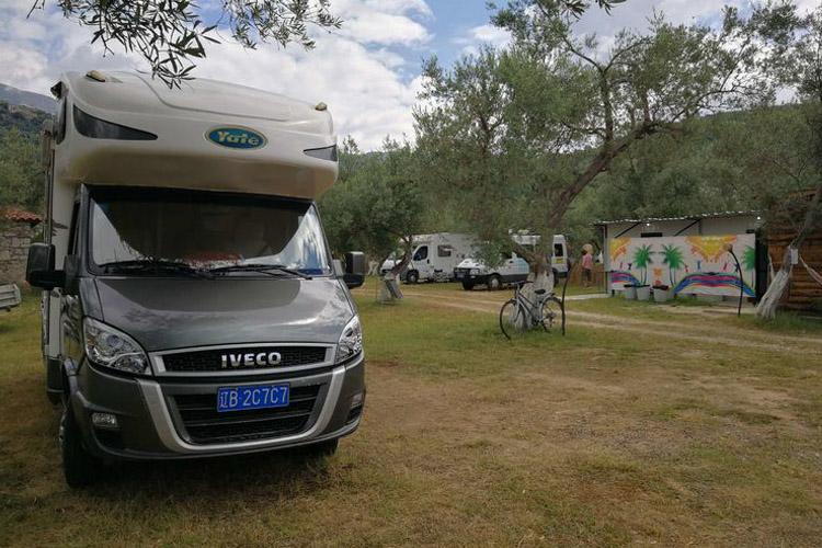 巴尔干半岛的国家 车友阳光开房车欧亚自驾(4)