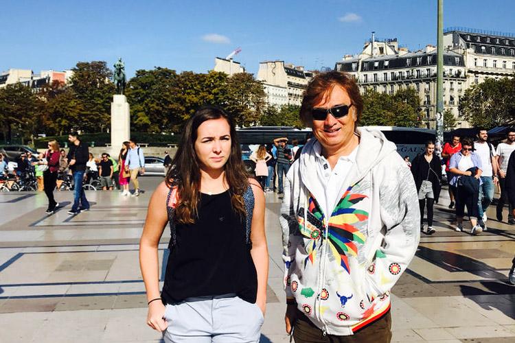 2018大公鸡亚欧英自驾游 重游法国 浪漫之都巴黎