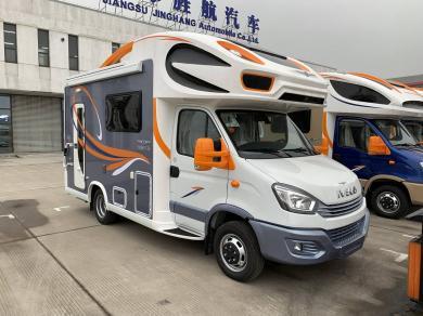 旌航新款锦航系列房车配置曝光 将于3月房车展首发