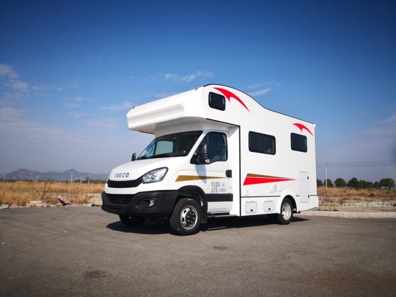 最高优惠幅度达2万 戈士达3款房车将亮相3月房车展