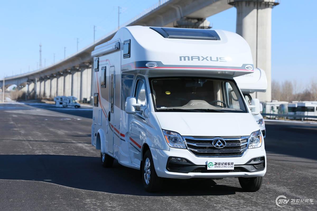2018年度车型评选入围车型之上汽大通RV80房车