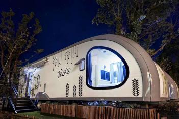 最高可优惠2万元 格美10米房车将亮相3月房山房车展