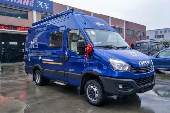 售48万 卫航2款依维柯B型房车将亮相北京房山房车展