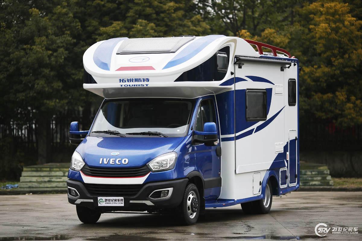 最高优惠3万元 拓锐斯特4款车型将参加8月北京房车展