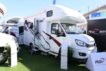 售价53.8万起 瑞弗房车三款新车北京房车展正式上市