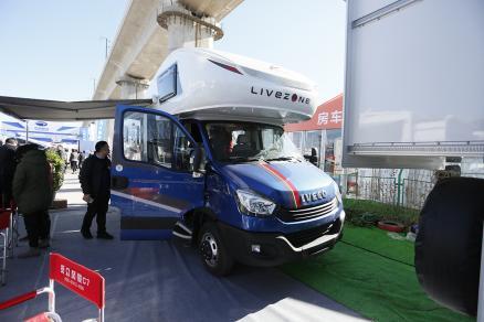 52.8万元起售 全新一代览众塞拉维亮相北京房车展