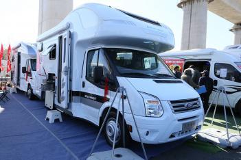 售价51.8万元 宽大房车发布福特K7自行式C型房车