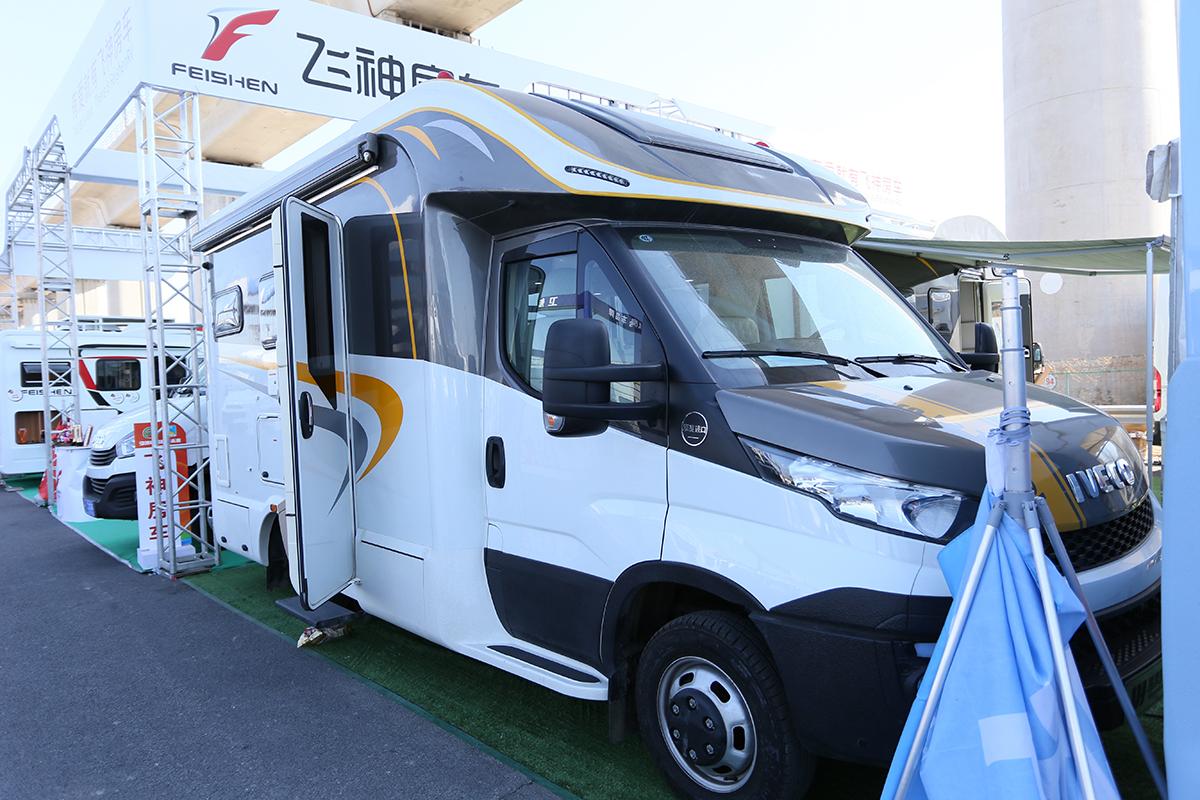 75.8万-94.8万元 伟昊发布2款进口依维柯房车