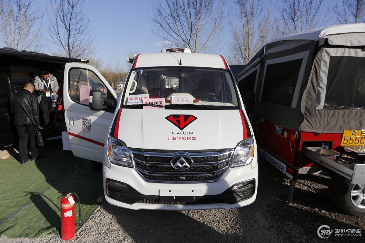 售价21.8-35万元 华旅房车发布2款B型房车