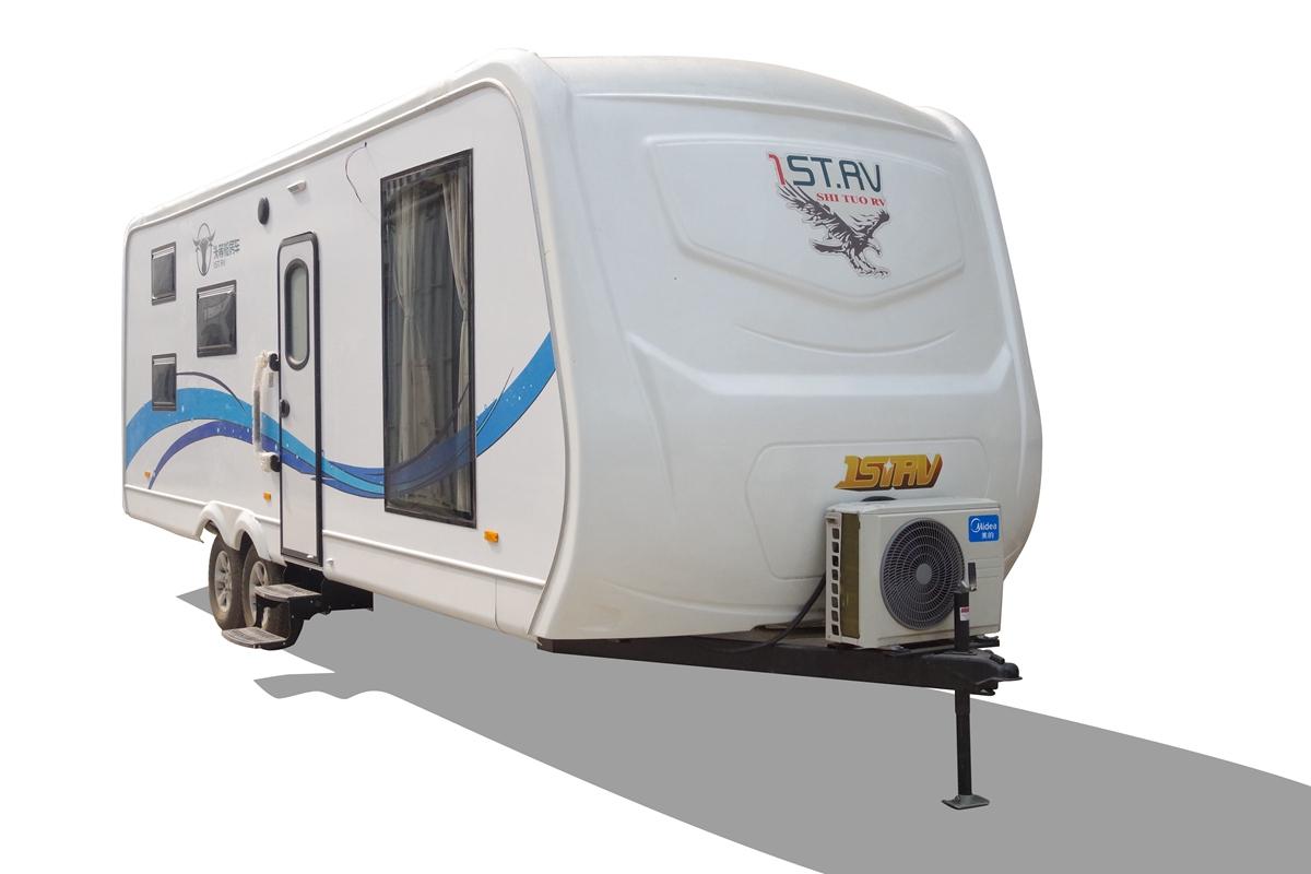8.55米-11米全覆盖 世拓房车5款营地拖挂盘点