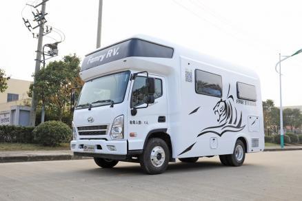 4月26日上海房车展 法美瑞房车将带来4款参展车型