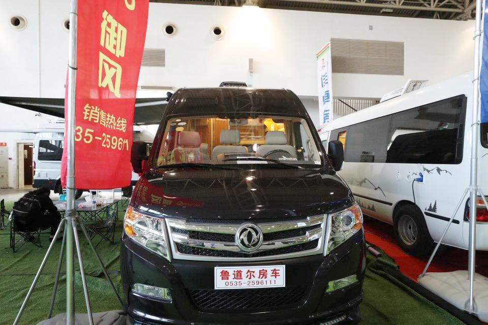 4月26日上海房车展 鲁道尔东风御风长轴高顶房车将亮相
