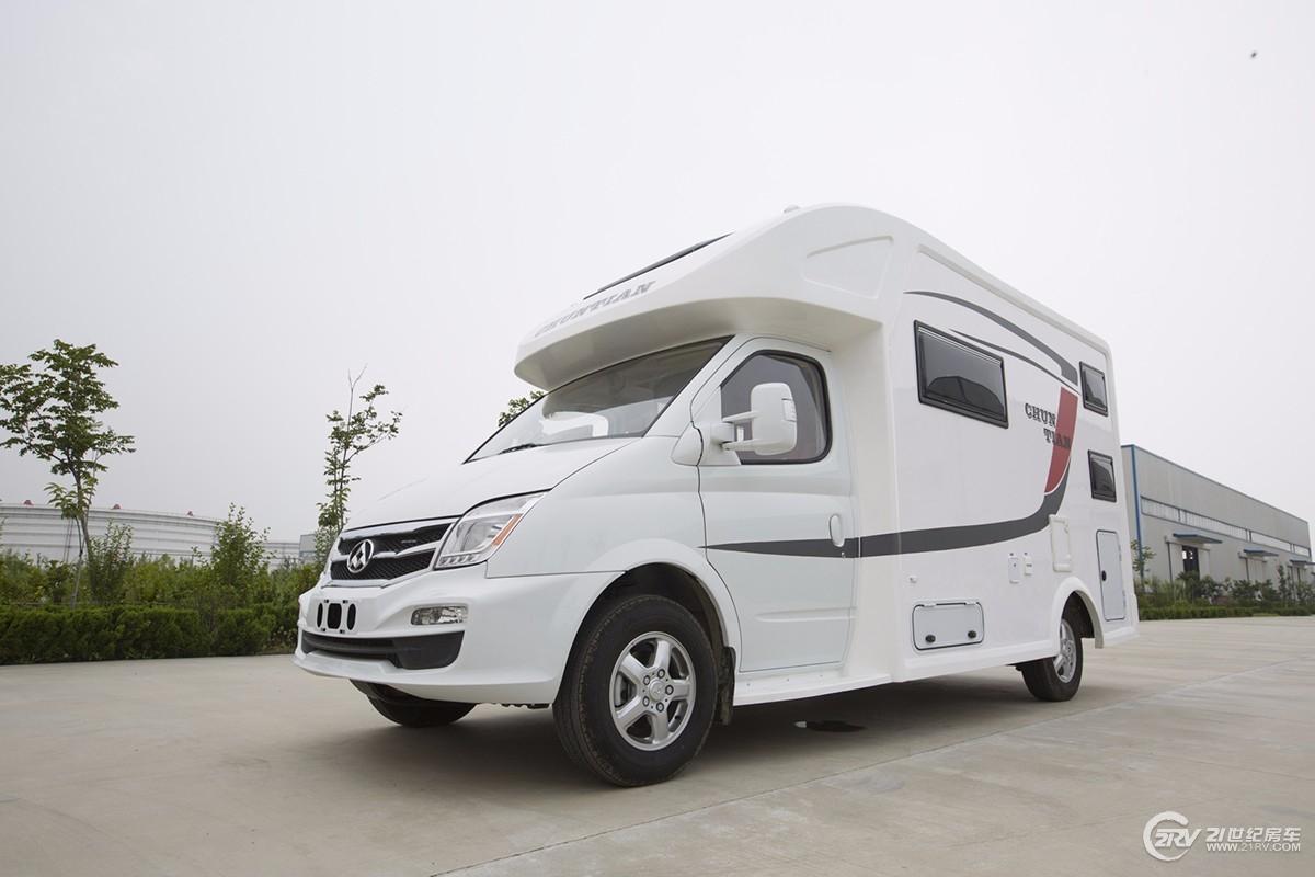 4月26日上海房车展 春田房车将带来3款参展车型