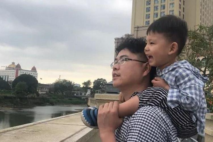 一家三口不着家房车旅行 值得玩的口岸城市  东兴(62)