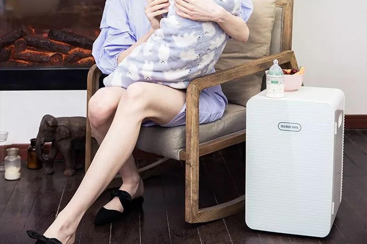 美固新推MBF20美妆冰箱 专为爱美房车女玩家设计