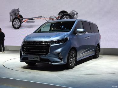 17.98万-28.98万 上汽大通G20上海车展首发