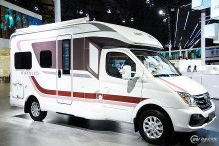 售45.98-49.98万 上汽大通RV80小额头房车正式公布售价
