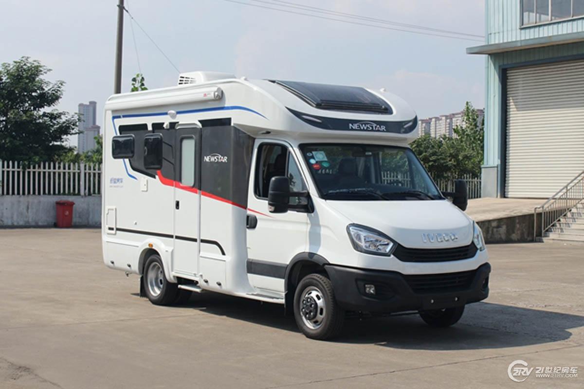 4月26日上海房车展 新星房车将带来3款参展车型