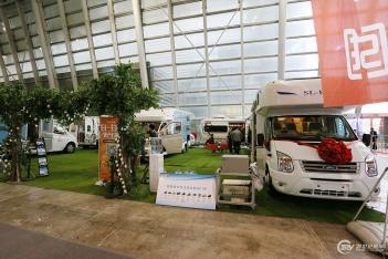 43.8万元起 上海房车展顺旅房车发布2款全新房车