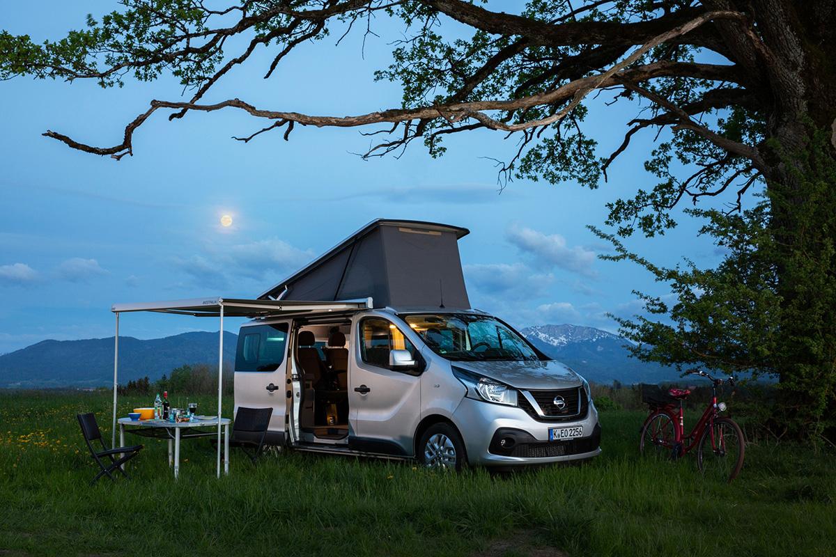 这款露营车和奔驰马可波罗系出同门 可玩性却是最高的