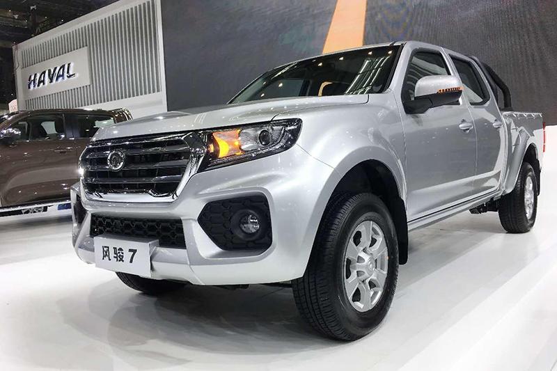 搭载2.0T柴油发动机 长城风骏7国六柴油版正式上市
