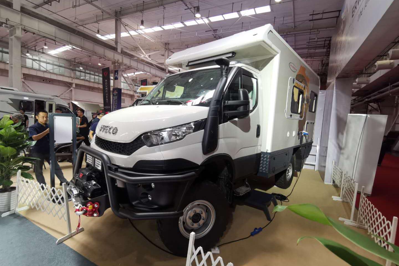 """定名""""洛德蒙特"""" 海姆朗宸全新合资品牌推出三款高端房车"""